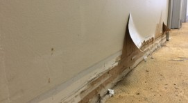 Hertz Drywall damage be4 35-166
