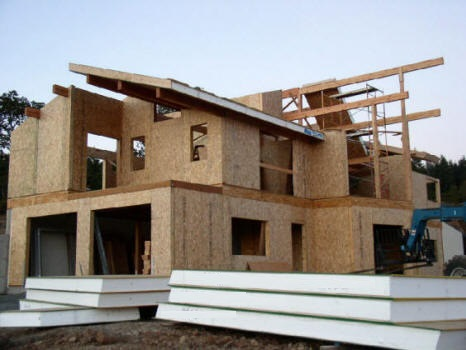 Structural Insulated Panels (SIPs) | Gin-Sue Enterprises, LLC