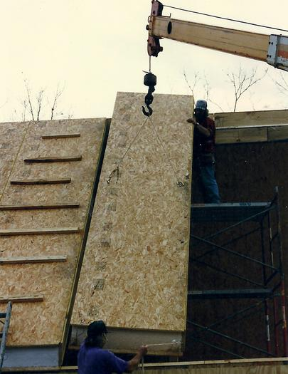 Structural Insulated Panels Sips Gin Sue Enterprises Llc